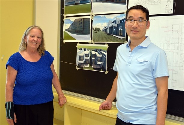 New life being breathed into north-end Fort Erie schools