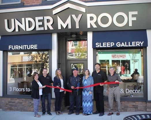 Under My Roof Celebrates Grand Opening