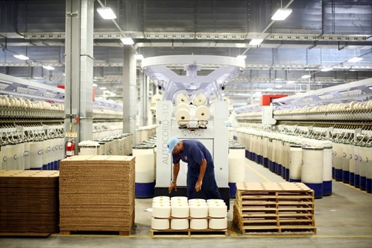 Chinese textile mills bring jobs back to U S  | TheRecord com