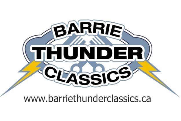 Barrie Thunder Classics @ Heritage Park, Barrie