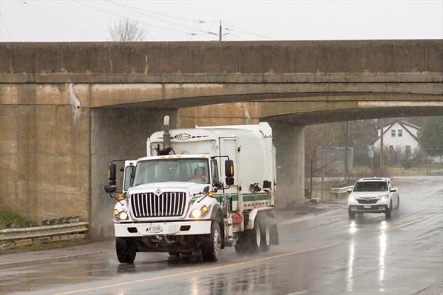 Westbound Highway 7/115 bridge repair plans unveiled by