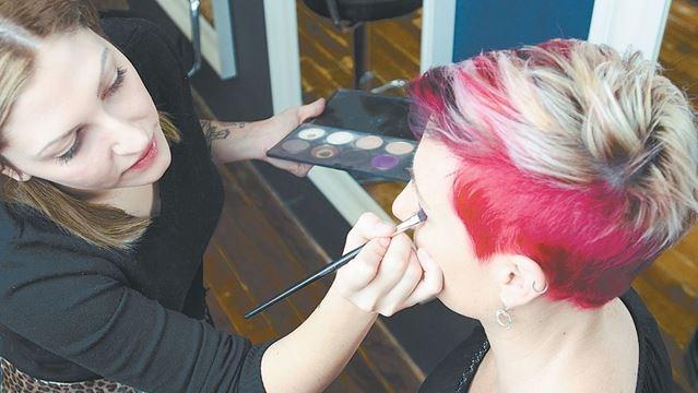 Theatrix School Of Makeup Transforms