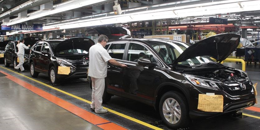 Alliston Made Honda CR Vs No Longer Europe Bound Says Company