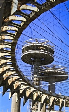 Aging relics of New York's 1964 World's Fair: Preserve or