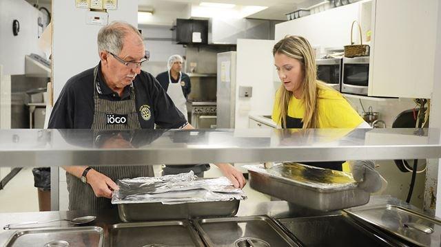 St Vincent Soup Kitchen Oshawa