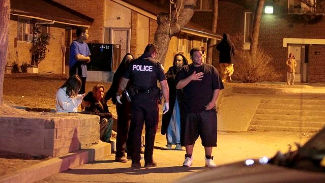 Man, 46, shot to death outside his Rexdale townhouse