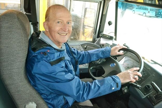 Barrie bus driver welcomes criminal-catching cameras | Simcoe.com