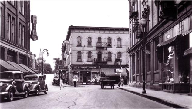 Union St Kitchener