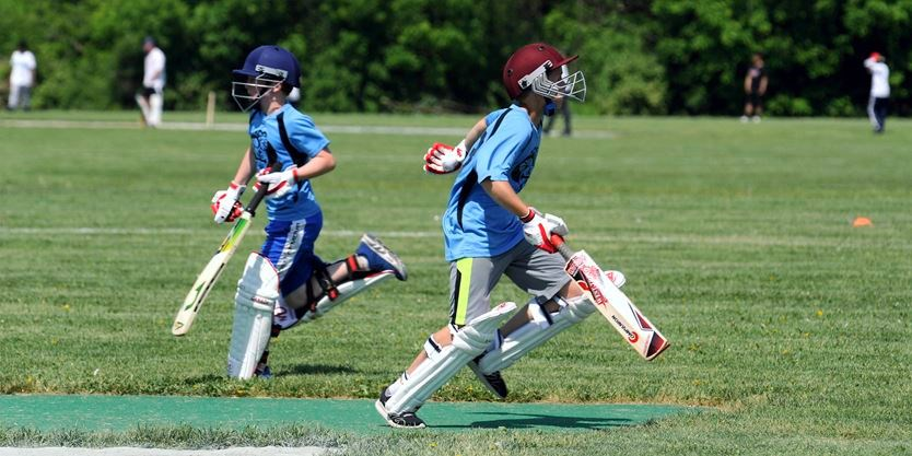 Toronto Students Play Cricket As Part Of Sports Curriculum