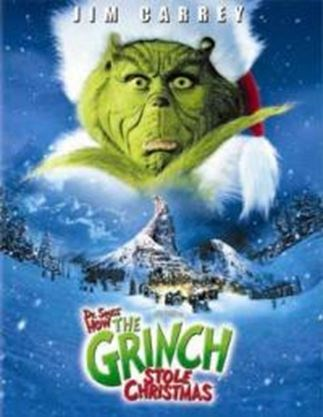 Saturday Family Movie: Dr. Seuss' How the Grinch Stole Christmas on December 22, 2018