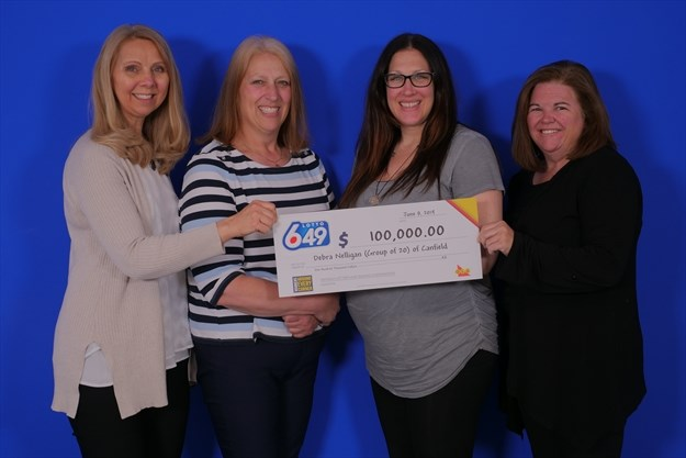 Flamborough residents among winning lottery group
