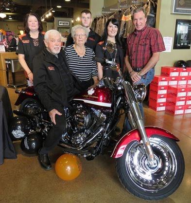 Clare's Harley-Davidson Niagara