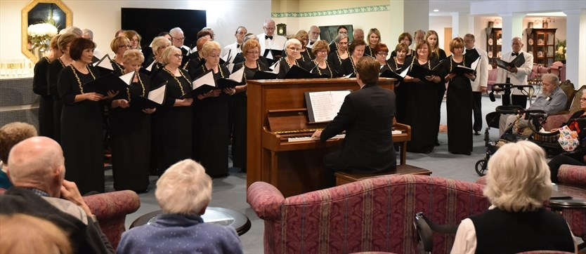 Oakville's Canadian Croatian Choral Society gets a boost from