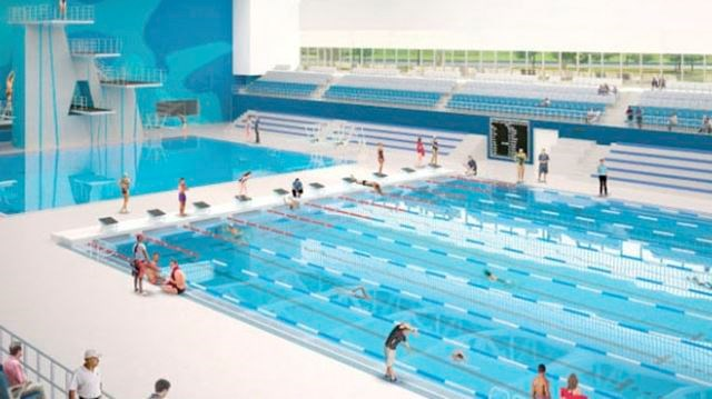 Scarborough swim club will call new toronto pan am sports centre pool home for Fairbank swimming pool toronto