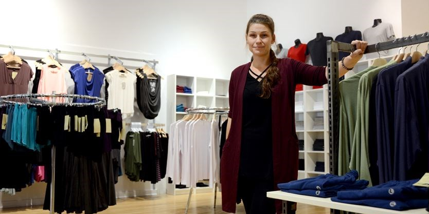 bd30c842ac4 Dani Anderson, owner of House of Bamboo, recently opened a second location  on the south end of uptown Waterloo. The store carries clothing and  accessories ...