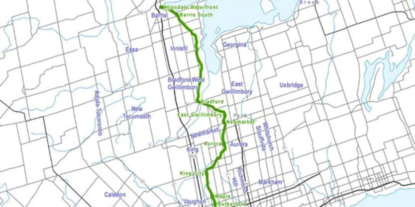 Metrolinx seeking feedback on Barrie GO train corridor plans ... on rocky mountaineer, party map, richmond hill, south west trains map, go trains ontario, bus map, mbta commuter rail, marc train, union station map, union pearson express map, canadian national railway company, golden horseshoe, union station, walmart map, go vacation map, driving test map, washington state railroad lines map, montreal metro, go metro map, thailand railway map, ymca map, via rail, commuter rail, commuter rail map, dupont circle metro map, go street map, san francisco muni metro map, rail travel usa map, transit map, toronto transit commission, toronto streetcars, via rail map,