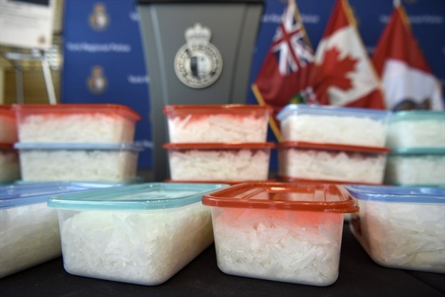 'Largest' meth bust in York Regional Police history made near