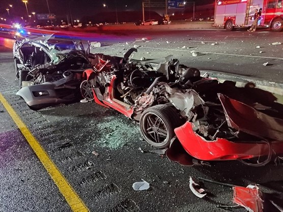 Some eastbound 401 lanes reopen after fatal crash on Hwy  401 in