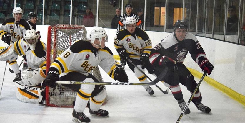 Shootout victory for Bears