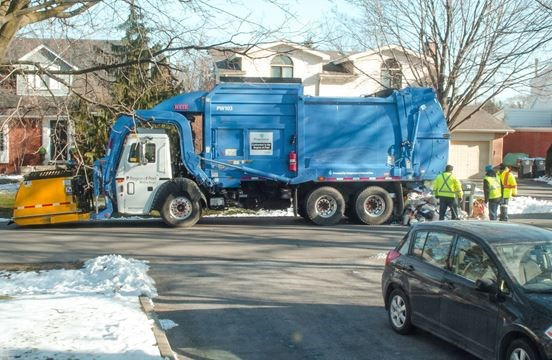 Storify Added Week 1 Of New Garbage Collection Was Pretty Good Start Says Region Mississauga Com