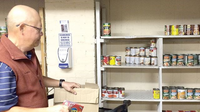 loaves and fishes food bank