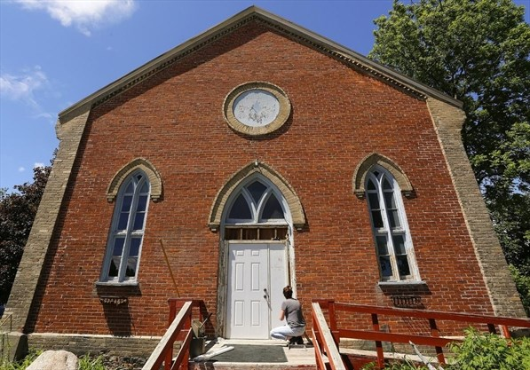Keene: From church to Masonic lodge to arts centre