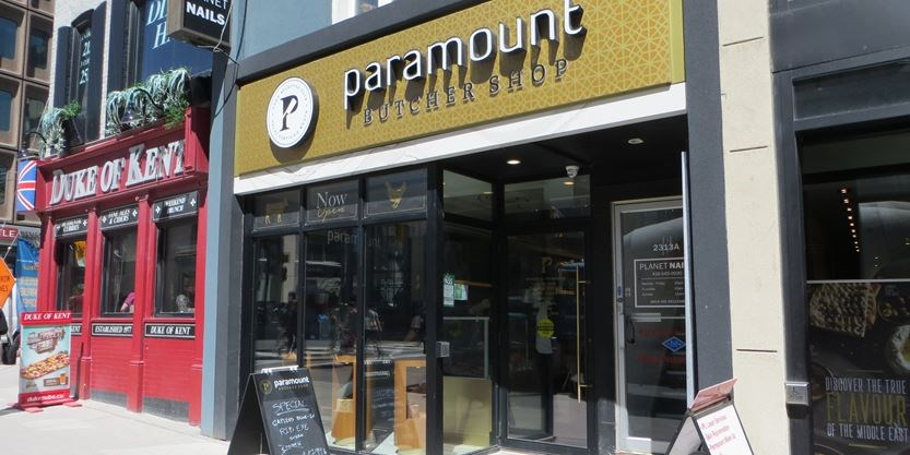 Paramount Butcher Shop serves halal meat   Toronto com