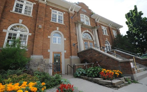 Is Clarke Hall The Spot For An Arts Incubator