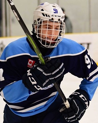 Halton Hurricanes' dynamic duo selected in second round of