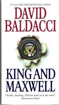 baldacci king and maxwell books