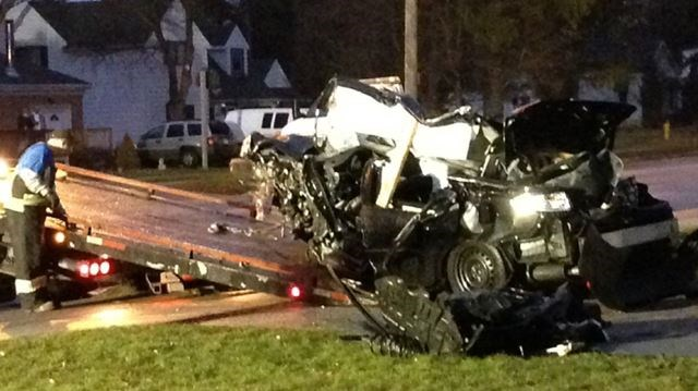 Passenger killed, driver charged in Frederick Street crash | TheRecord