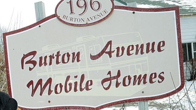 Burton Avenue Trailer Park