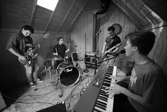 Living the garage band dream thespec