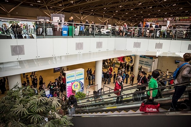 The Green Living Show Canada S Largest Healthy Living Show On April