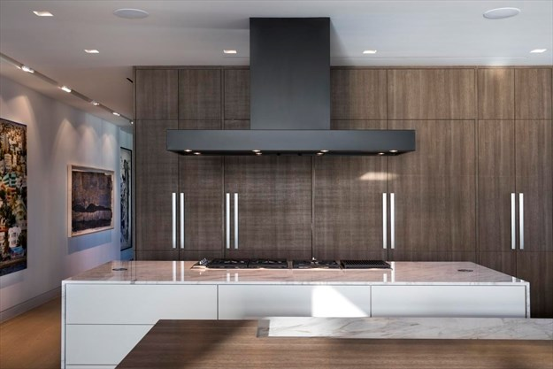 high style furniture. A Kitchen Designed By Dunagan Diverio. The Custom Cladding Appliance Fronts And Cabinetry Create An Integrated, Serene Sightline Throughout Open Plan High Style Furniture