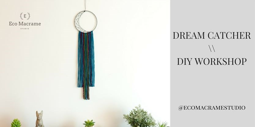 Dream Catcher DIY Workshop On June 4040 Toronto Stunning Dream Catcher Toronto