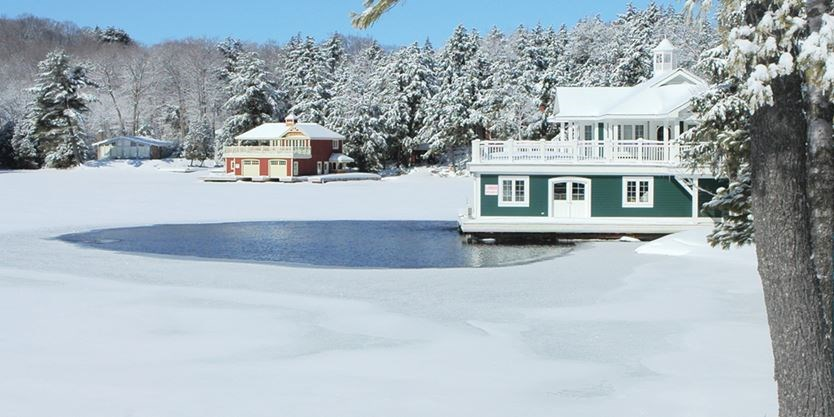 Swell Bundling Up The Cottage For A Parry Sound Winter Parrysound Download Free Architecture Designs Scobabritishbridgeorg