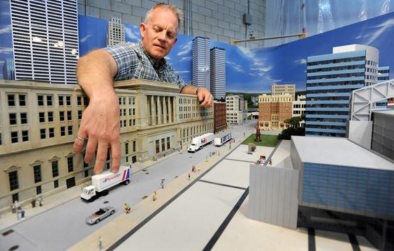 Itty bitty city is big business | BramptonGuardian com