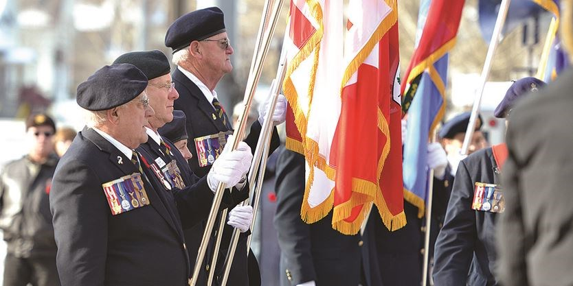Remembrance Day in Lindsay (8)