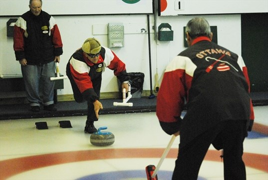 city view curling club