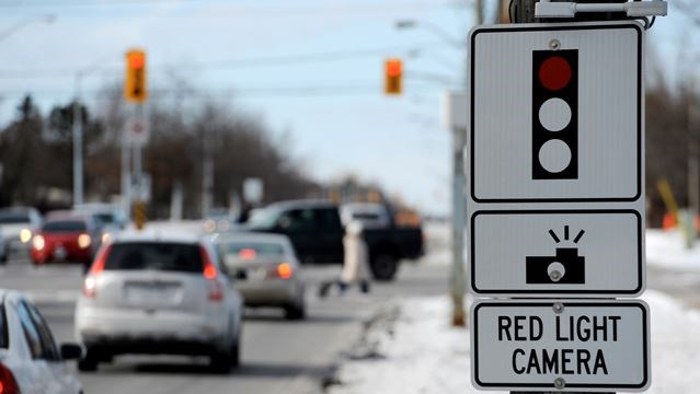 Red Light Cameras In Peel A Municipal Moneymaker And Reported Traffic  Safety Success | BramptonGuardian.com