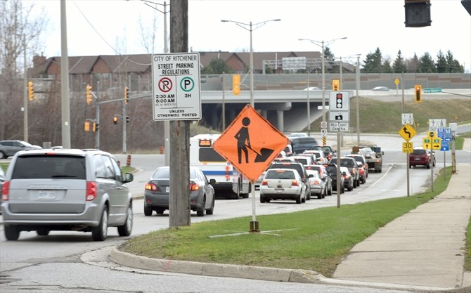 Roundabout construction looms on ottawa street therecord the intersection of homer watson and ottawa st in kitchener on wednesday construction will soon begin for a new roundabout david bebeerecord staff malvernweather Image collections