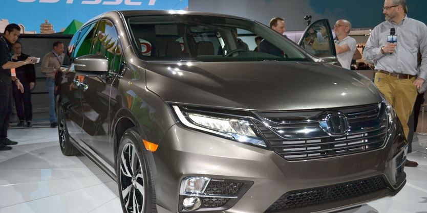 Honda wants families talking about the new Odyssey | GuelphMercury.com