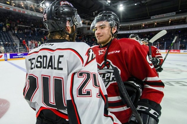 It Hurts So Much Guelph Storm Eliminated From Memorial Cup In Halifax