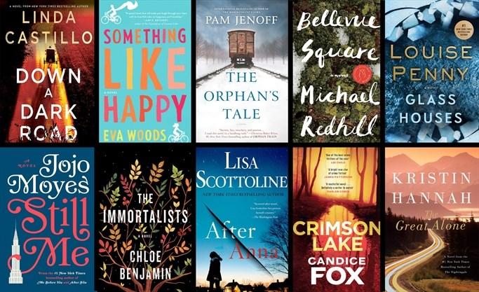 Thrills Mystery Hope In 2017 Gravenhurst Public Library Best Books