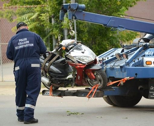Hamilton Man Dies In Car Crash