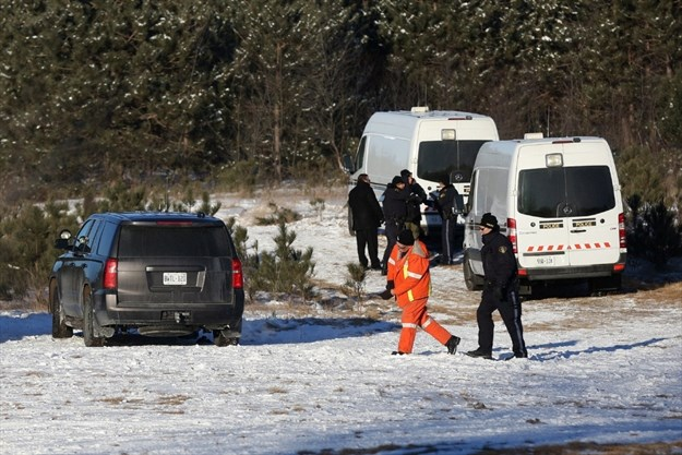 Four Hydro One Employees Killed In Helicopter Crash In Eastern Ontario Toronto Com