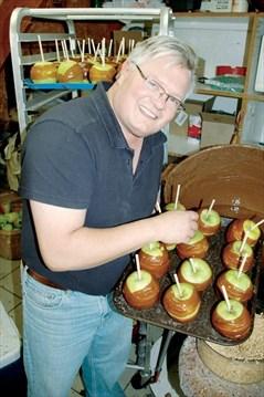 Moyers Chocolate Caramel Apples