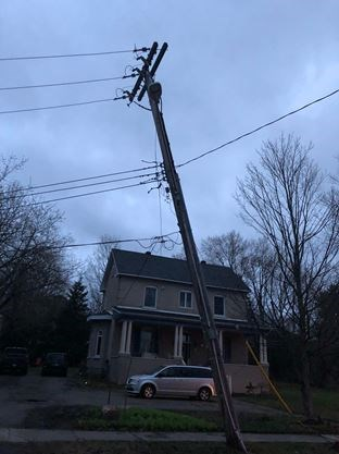 Power Restored To Most In Muskoka After Friday May 4 Storm
