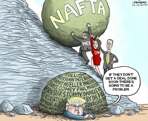 Opinion | Editorial cartoon May 4 | TheSpec com